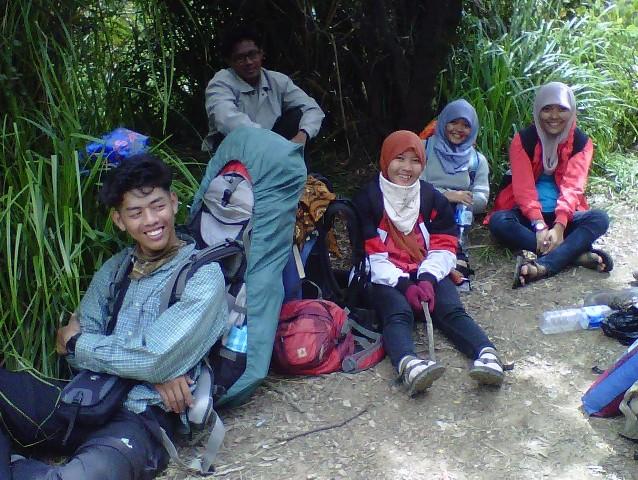 hiking foto