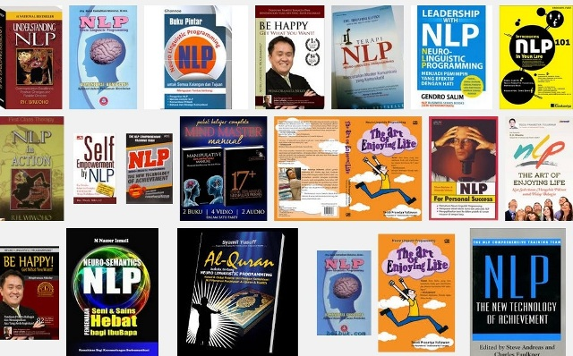 buku nlp bahasa Indonesia